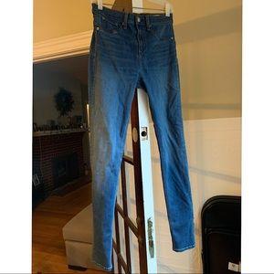 Rag & Bone Skinny Legging Jean